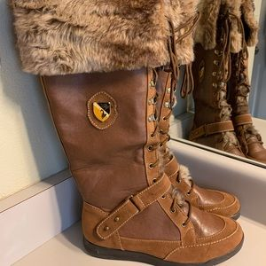 Baby Phat Tall Boots